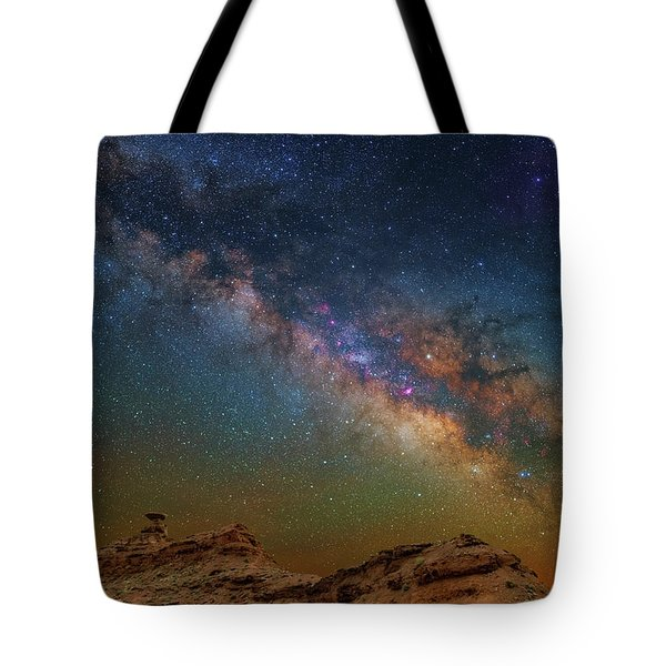 The Mexican Way Tote Bag
