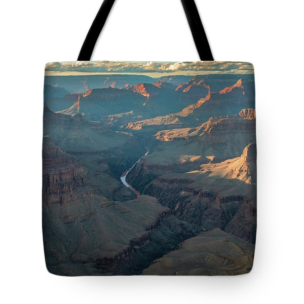 Tote Bag featuring the photograph The Mighty Colorado  by Matthew Irvin