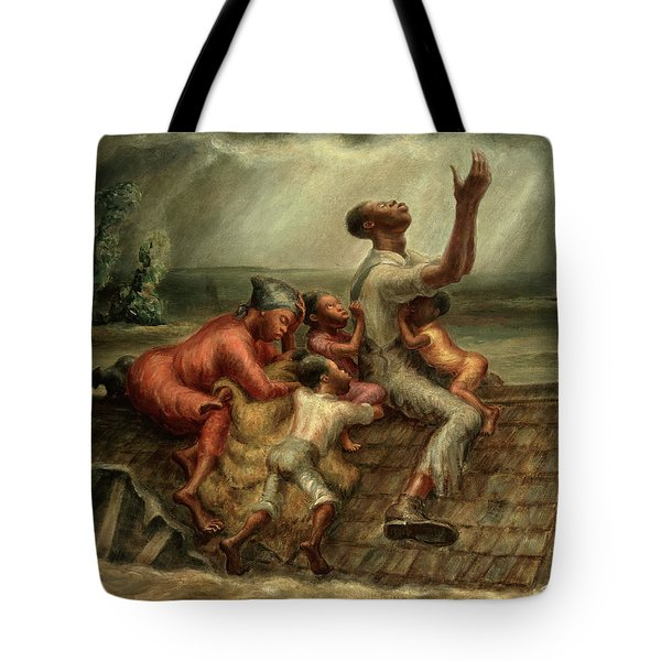 The Mississippi Tote Bag