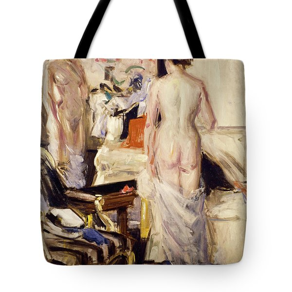 The Model, 1912 Tote Bag