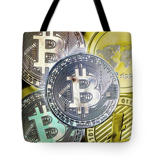 The Modern Economy Tote Bag
