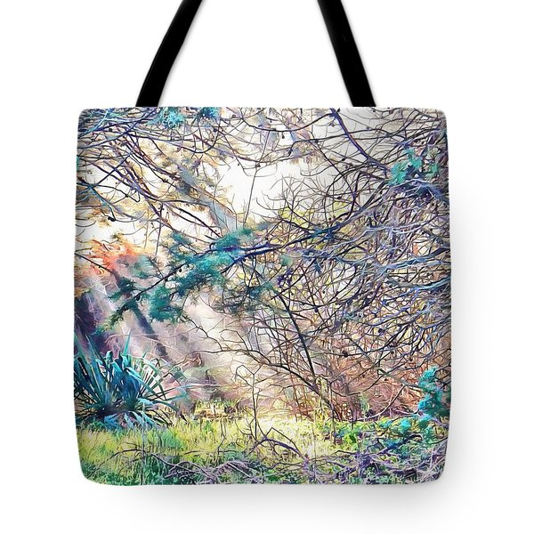 The Moment Of Magic Tote Bag