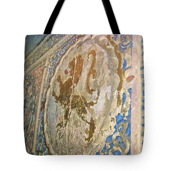 The Monastary Tote Bag