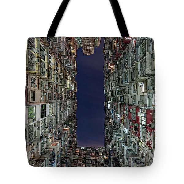 The Montane Mansion Tote Bag
