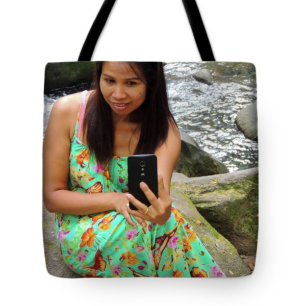 The Narcissist Tote Bag