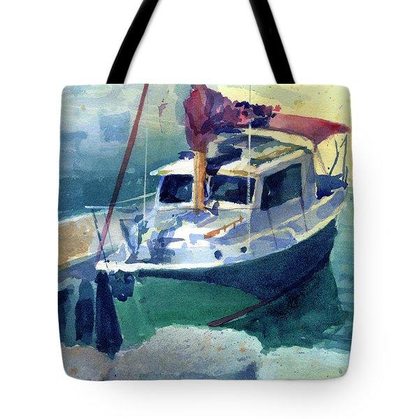 The Nimble Tote Bag