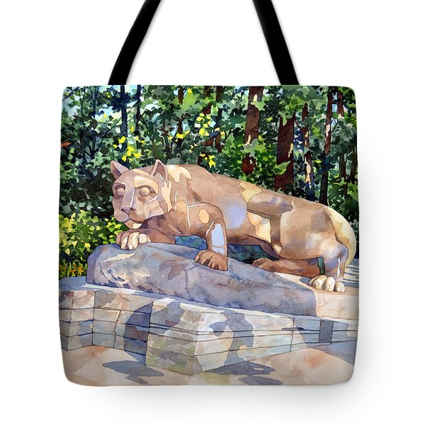 The Nittany Lion Tote Bag