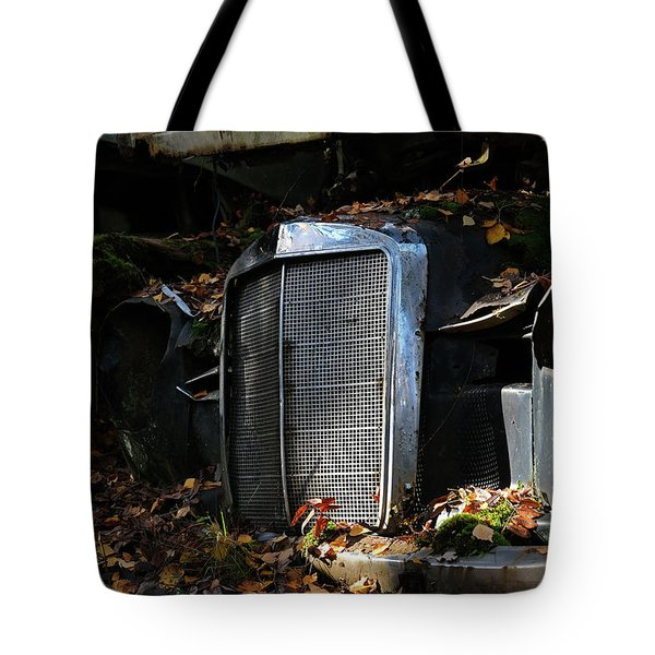 The Old Mercedes Tote Bag