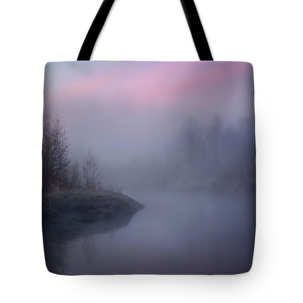 The Old River Tote Bag