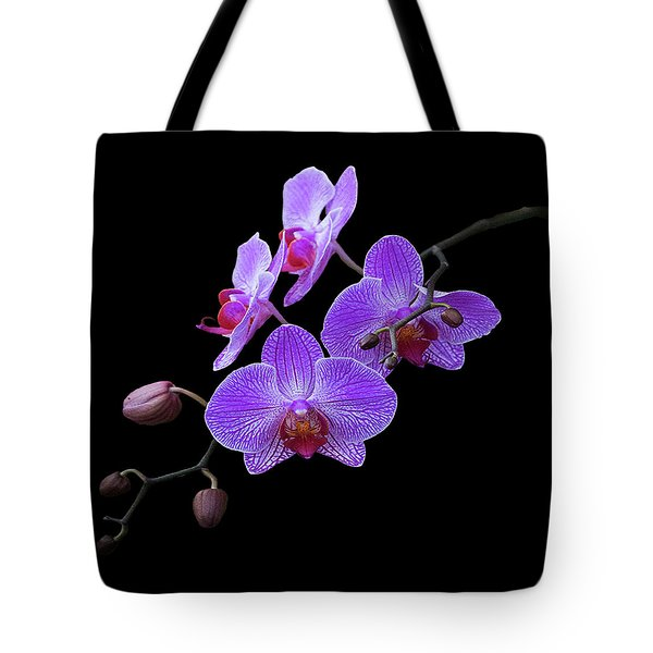 The Orchids Tote Bag