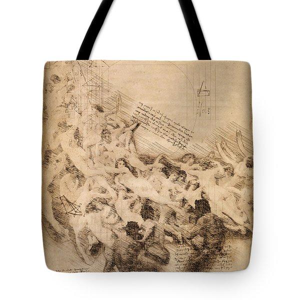 The Oreads Tote Bag