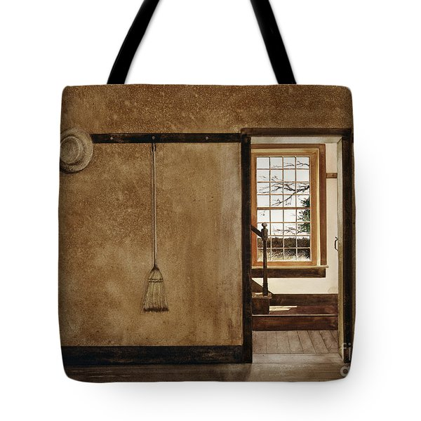 The Outer Hall Tote Bag