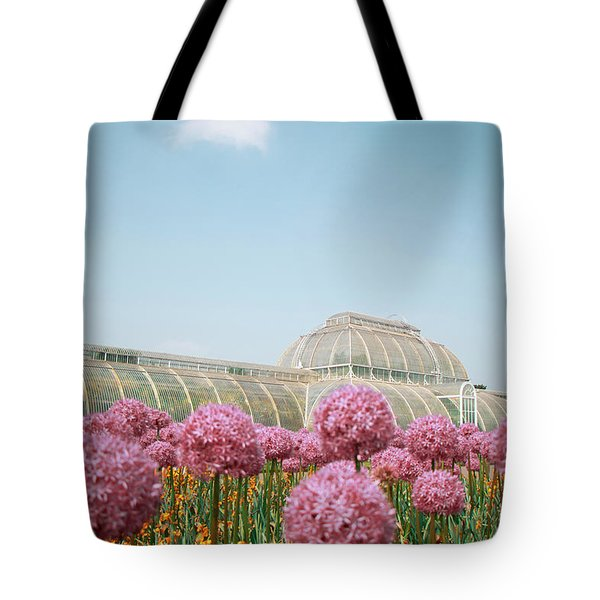 The Palm House Tote Bag