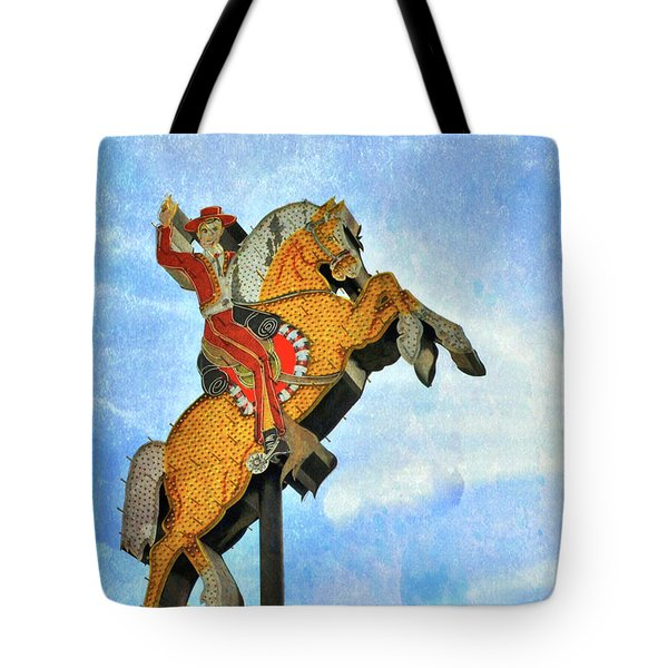 The Palomino  Tote Bag
