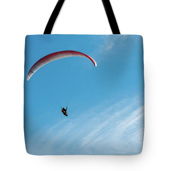 The Paraglider Tote Bag