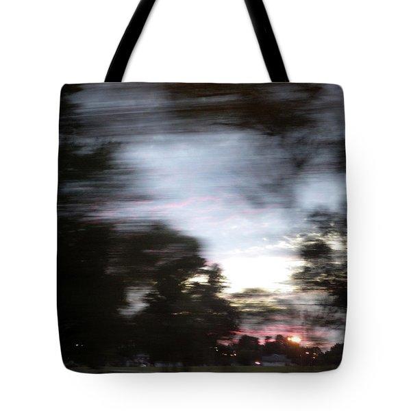 The Passenger 01 Tote Bag