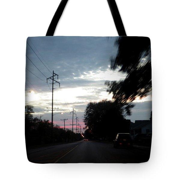 The Passenger 02 Tote Bag