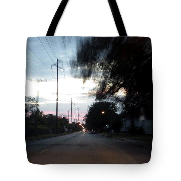 The Passenger 03 Tote Bag