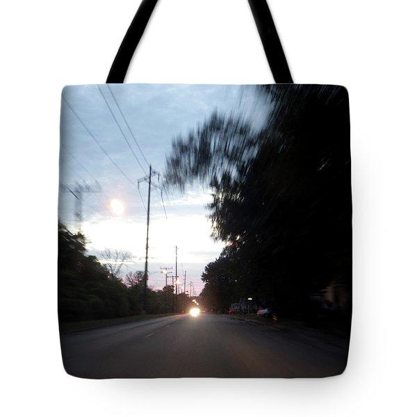 The Passenger 04 Tote Bag