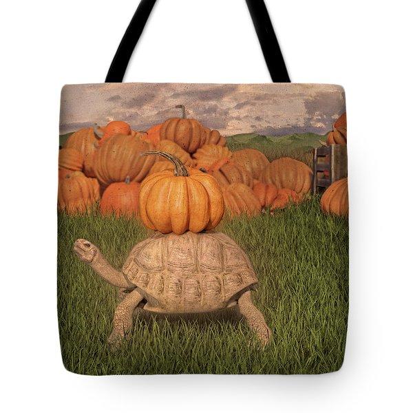 The Perfect Pumpkin Tote Bag