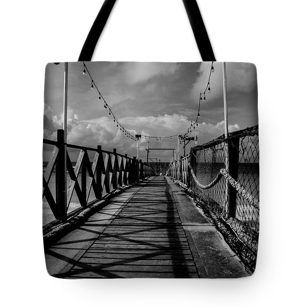 The Pier #2 Tote Bag