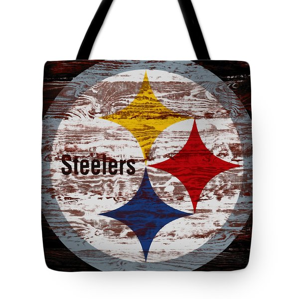 The Pittsburgh Steelers 5f Tote Bag