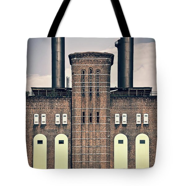 The Powerhouse, Jersey City Tote Bag