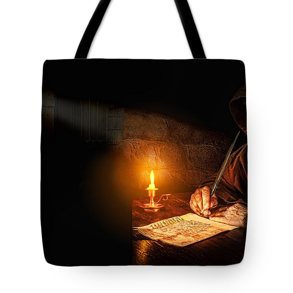The Prisoner Tote Bag