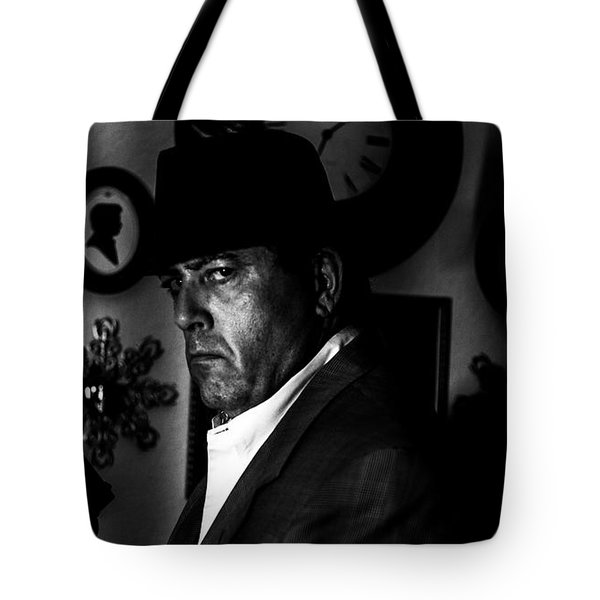 The Private Eye Tote Bag