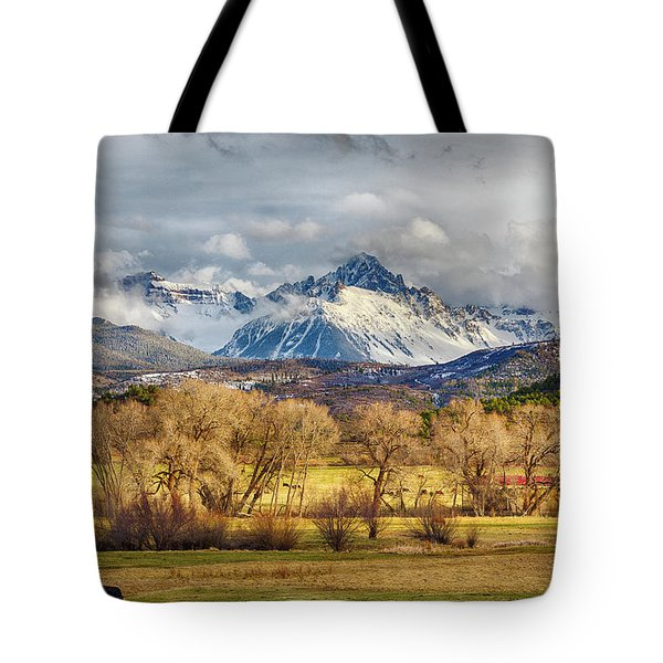 The Queen Of The San Juans Tote Bag