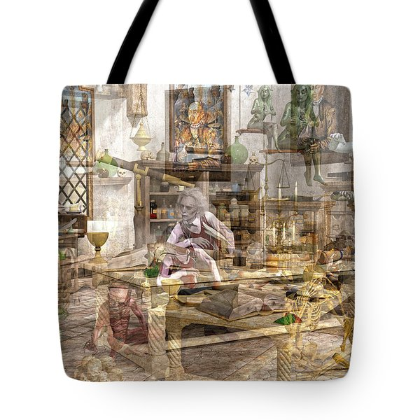 The Reality Question Tote Bag