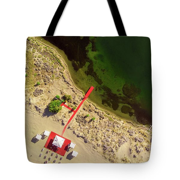 The Red Tote Bag