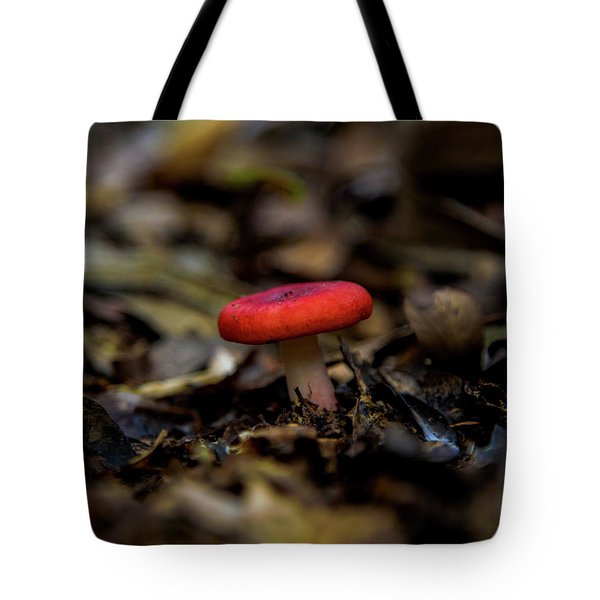 The Redhead Tote Bag