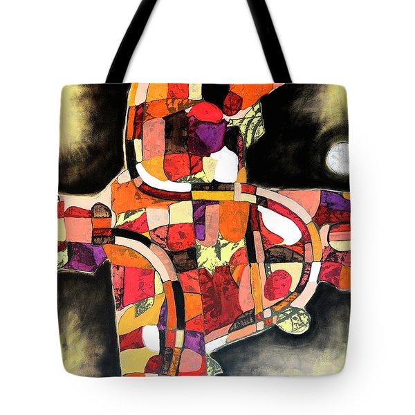 The Reeping Tote Bag