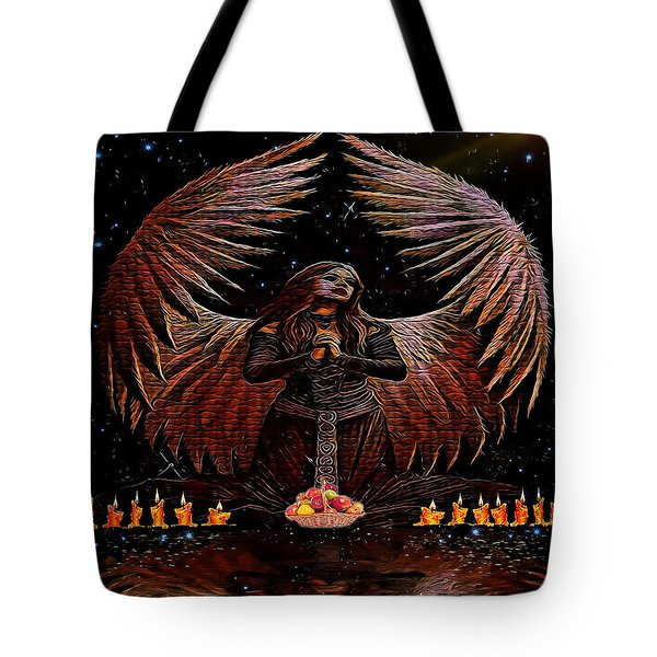 The Request Tote Bag