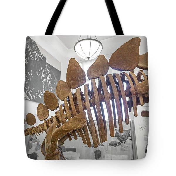 The Rib Cage Tote Bag