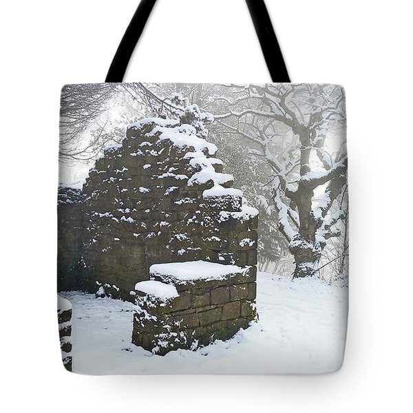 The Ruined Bothy Tote Bag