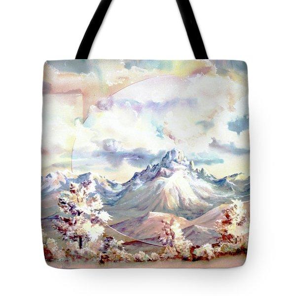 The San Juans Tote Bag