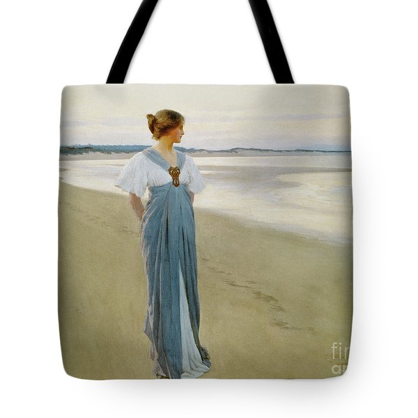 The Seashore, 1900 Tote Bag