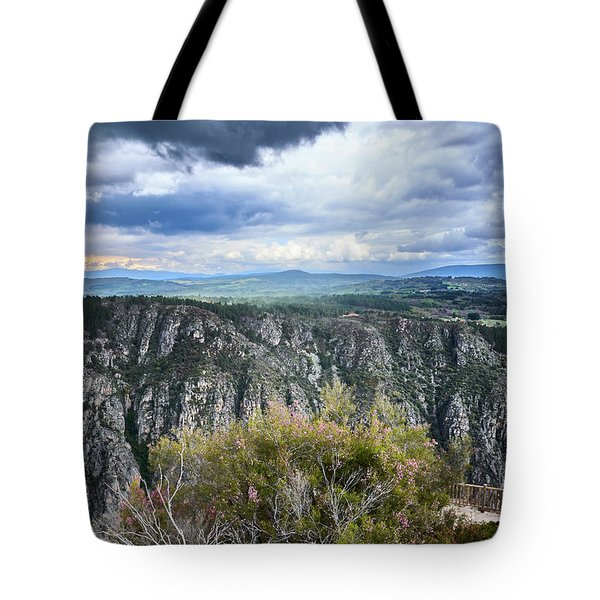 The Sights Of The Sil Tote Bag