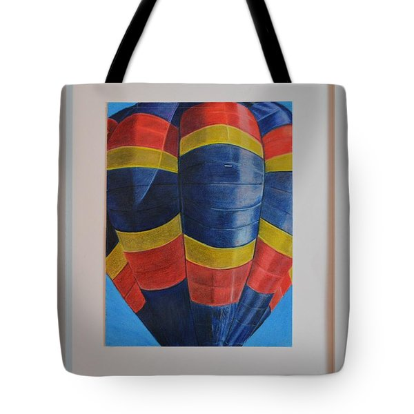 The Sky, Is It The Limit? Tote Bag