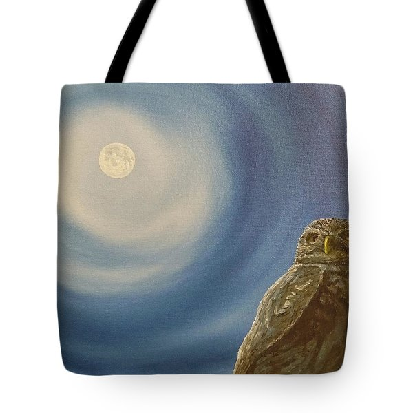 The Sky Is Thick Tote Bag