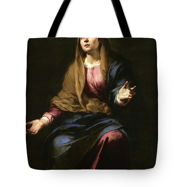 The Sorrowful Mother, 1670 Tote Bag
