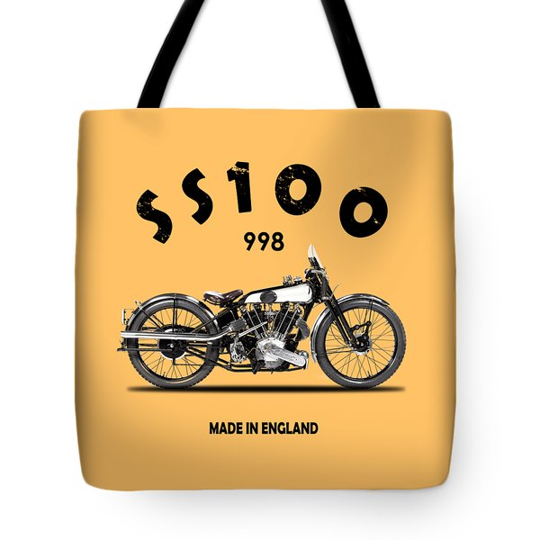 The Ss 100 1925 Tote Bag