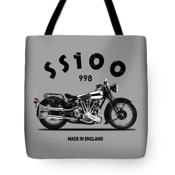 The Ss100 1938 Tote Bag