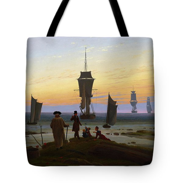 The Stages Of Life, 1834 Tote Bag