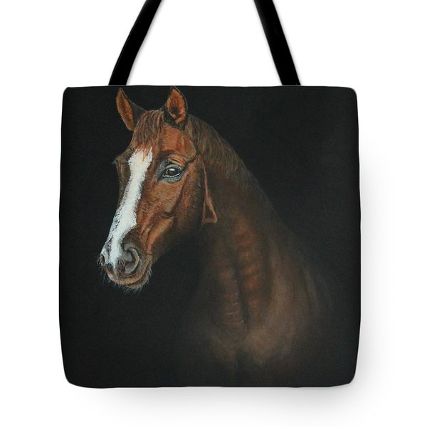 The Stallion Tote Bag