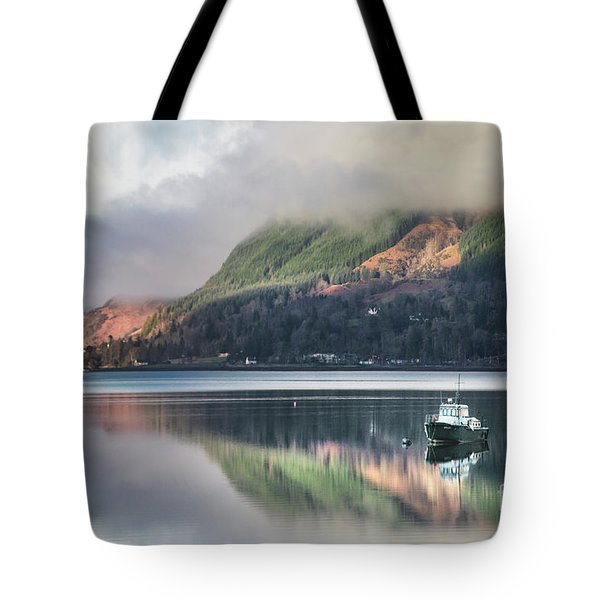 The Stillness Tote Bag