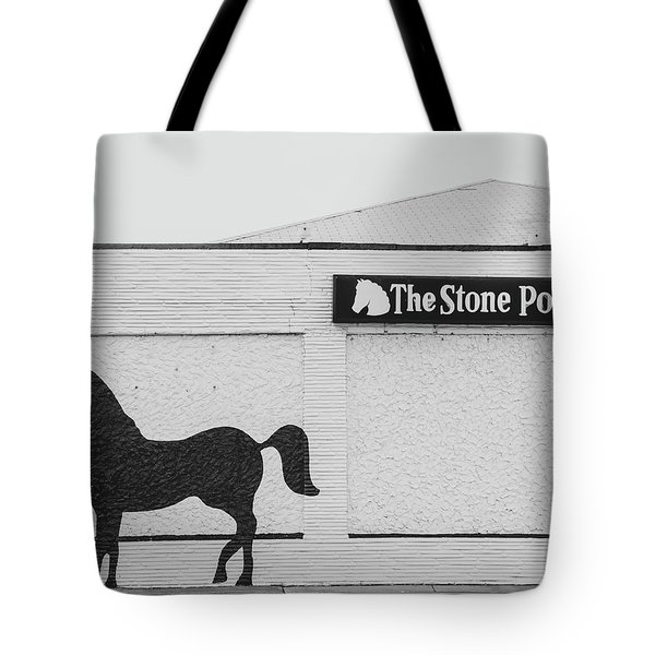The Stone Pony - Asbury Park Tote Bag