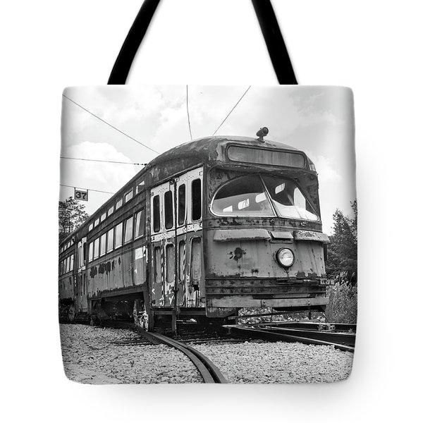 The Streetcar Tote Bag